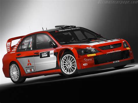 Car Mitsubishi Lancer Wrc Sports Car