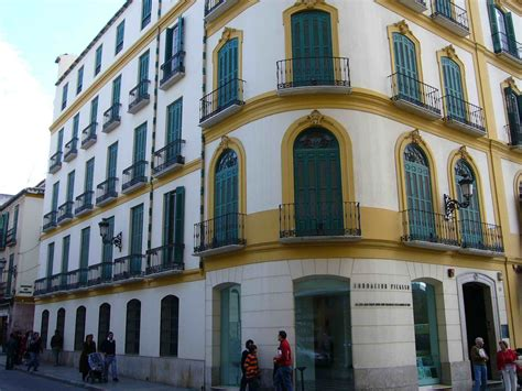 picasso museum malaga malaga spain the picasso museum