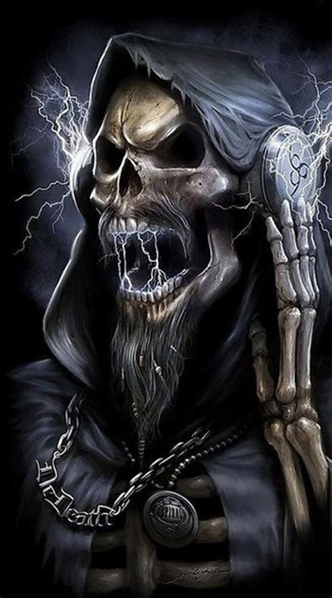 wallpaper android skull skull wallpaper android group 50