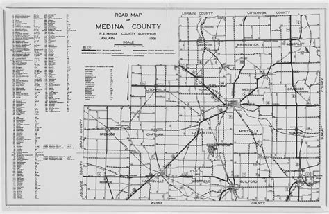 Medina County Search Pin Medina Map Image Search Results On