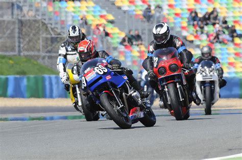 Motor Resing by Motorcycle Racing