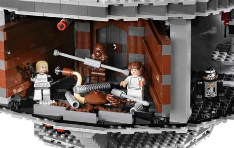Lego Exclusive 10188 Wars 10188 gwiazda 蝴mierci star邃 klocki lego wars