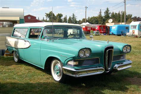 ford edsel wagon 1958 ford edsel bermuda