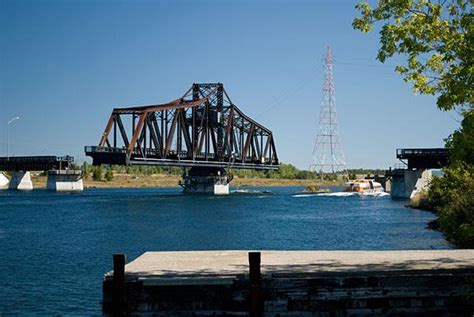 manitoulin swing bridge cpr swing bridge