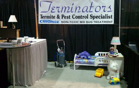 bed bug terminator bed bug treatment terminators pest control