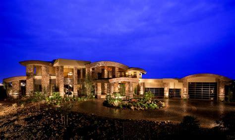 Custom Mansion Floor Plans las vegas most expensive new luxury housing community