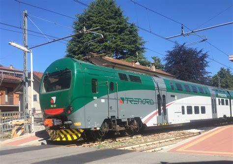 treno pavia genova trenord al via collegamenti lombardia riviera ligure