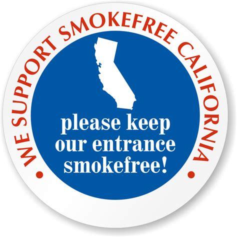 no smoking sign california california no smoking signs no smoking signs by state
