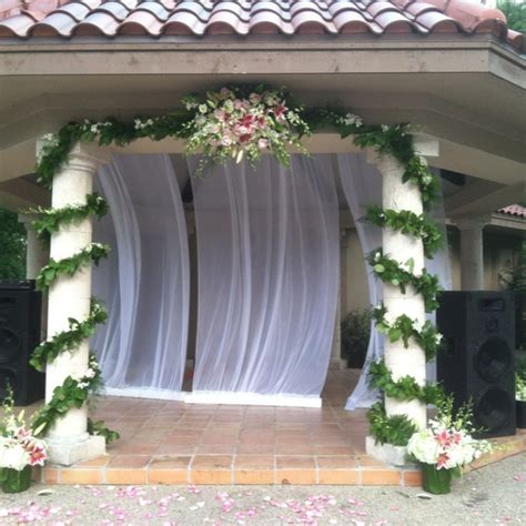 gazebo decorations gazebo decorations wedding ideas