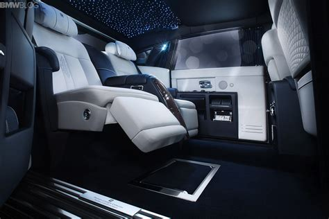 roll royce car inside rolls royce phantom limelight collection unveiled