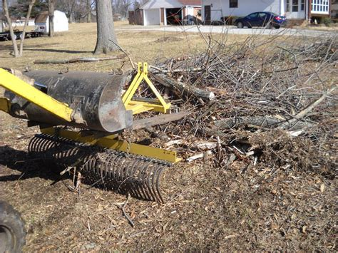Landscape Rake For Sale Craigslist My Cure For Cabin Fever Yesterday S Tractors