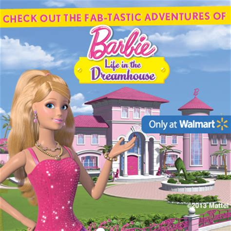 design your own barbie dream house the world of barbie 25 walmart gc giveaway two winners generations of savings
