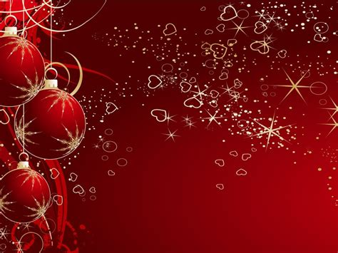 merry christmas christmas decorations balloons hearts stars desktop hd wallpaper  christmas