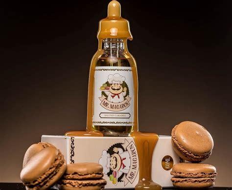 Premium Liquid Mr Baker Juice 60ml 10 Flavours mr macaron salted caramel vape juice premium e liquid 60ml bottle