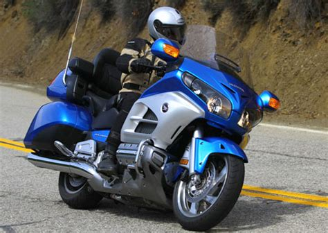 Honda Gold Wing Touring Motorcycles   Motorcycle.com