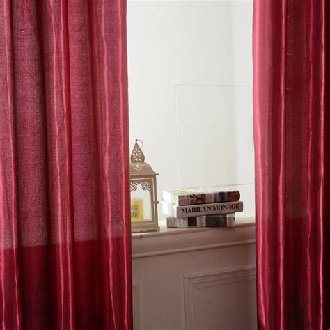 window blackout curtains room door lining curtain screen
