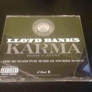 lloyd banks karma lloyd banks karma cd at discogs
