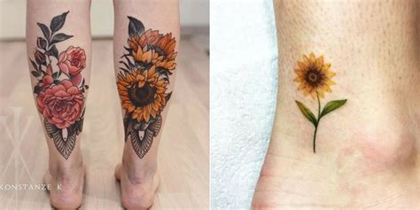 girassol amarelo tattoos pictures to pin on pinterest