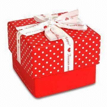 Diskon Gift Box Charm china gift box with ribbon ideal for small jewelry on global sources