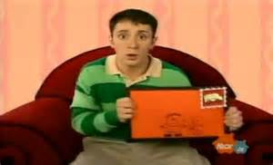 blues clues picture steve burns images blue s clues screenshot hd wallpaper