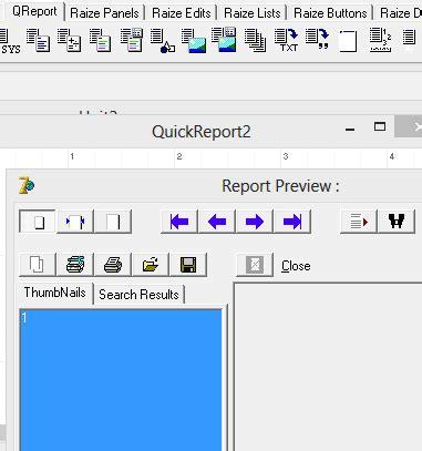 tutorial quick report delphi 7 quick report 5 02 untuk delphi 7