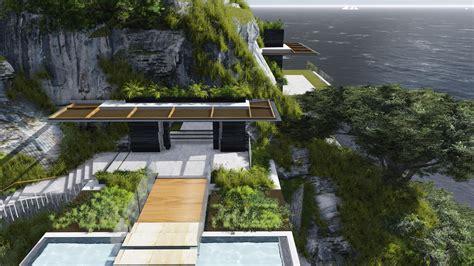 Modern Concrete Home Plans And Designs arquitectura dedicada a los sentidos 101planosdecasas com