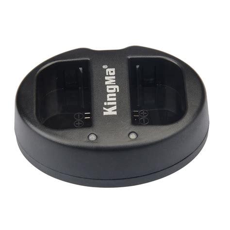 Baterai Canon 7d kingma charger baterai 2 slot canon 5d2 5d3 70d 60d 6d 7d 7d2 lp e6 black jakartanotebook