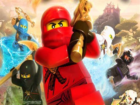 Lego Ninjago Desktop Wallpaper