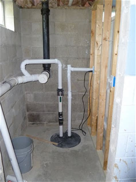basement toilet pumps three things dull indeed basement bathroom project