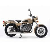 Russian Ural ST Motorcycle Invades US Shores  Lost In A Supermarket