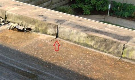 Lekkage Dak Repareren by Lekkage Bitumen Dak Gevonden Zelf Repareren Mogelijk