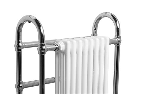 traditional heated towel rails for bathrooms heated towel rail traditional bathroom column victorian