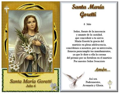imagenes de la virgen maria goretti apostolado mariano santa mar 205 a goretti