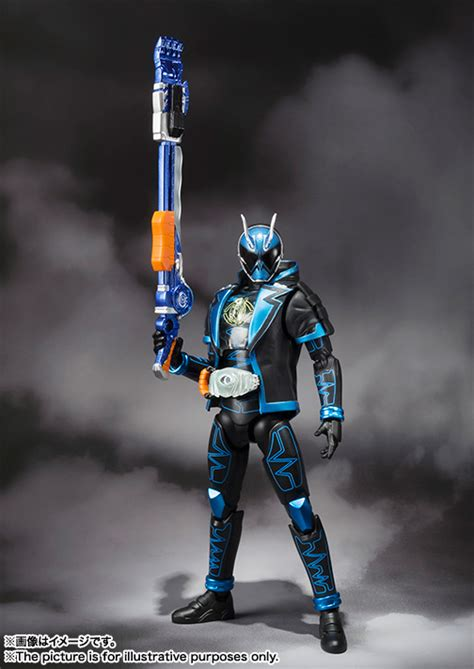 Shf Ghost Ore Damashi Bandai s h figuarts kamen rider ghost spectre and ghost musahi