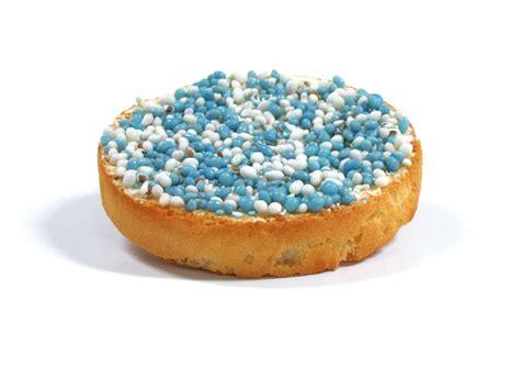 Free Biscuit/Beschuit met muisjes Stock Photo   FreeImages.com