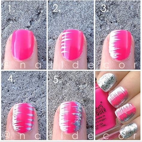 nail art design tutorial videos 25 nail art designs tutorials step by step for beginners