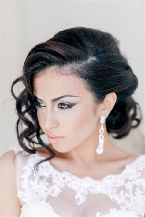 Frisuren Frauen Hochzeit by Stylish Bridal Wedding Hairstyle 2014 2015 For Brides And