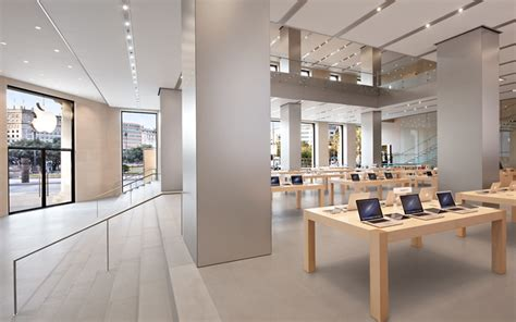 home designer interiors for mac barcelona apple store architecture 187 iso50 blog the blog