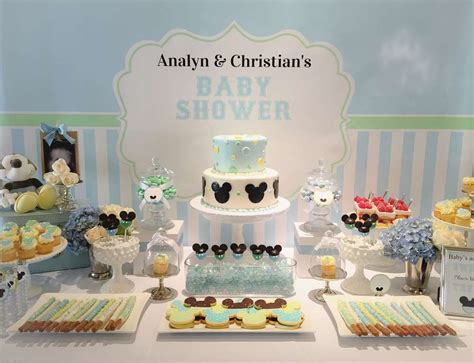 Baby Shower Theme by Disney Baby Shower Ideas Baby Ideas