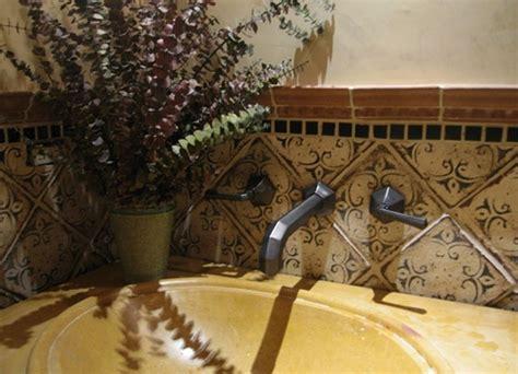 mediterranean tiles kitchen 188 best images about terracotta bathroom tiles on