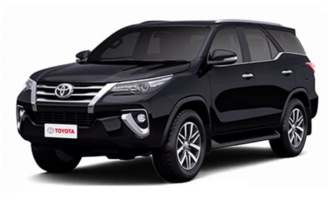 cars toyota black toyota fortuner price in india gst rates images