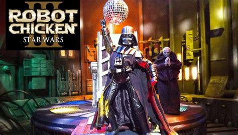 Robot Chicken Star Wars Episode Iii Dvd Review Avforums | robot chicken star wars episode iii dvd review avforums