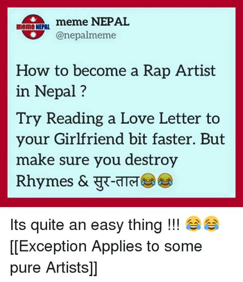 How To Become A Meme - 25 best memes about a rap a rap memes