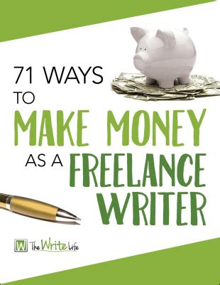 money isn t the problem you are ebook new to freelance writing 10 ways to make money as a beginner
