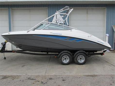 yamaha jet boat dealers michigan yamaha ar 210 boats for sale in windsor charter township