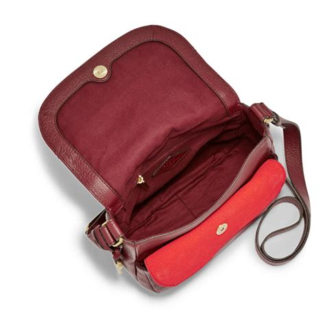Fussil Flap peyton flap crossbody fossil