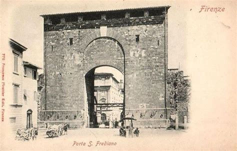 wandlen vintage italian 1800 porta san frediano pretty the same today