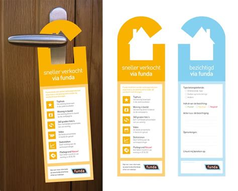 13 Best Real Estate Door Hangers Images On Pinterest Door Hangers Real Estate Business And Real Estate Door Hanger Templates