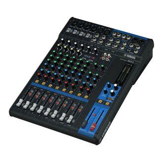 Mixer Yamaha Mg mg12 mg series standard model analog mixers mixers live sound products yamaha