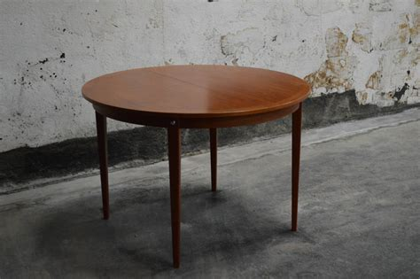 Mid Century Dining Room Table Mid Century Modern Swedish Teak Dining Table At 1stdibs